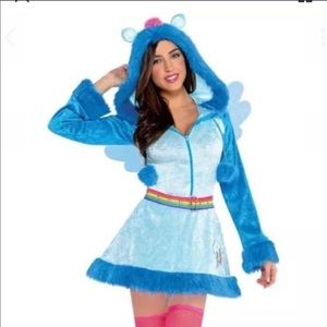 Dresses & Skirts - MLP Rainbow dash dress M